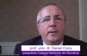 prof. Daniel Coriu